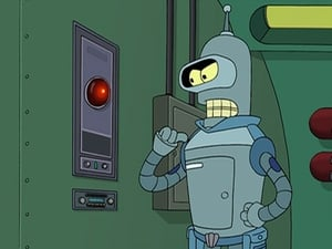 Capture Futurama Saison 4 épisode 4 streaming