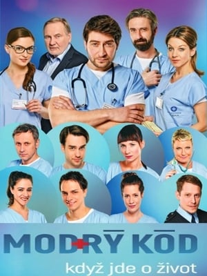 watch Modrý kód  online | next episode