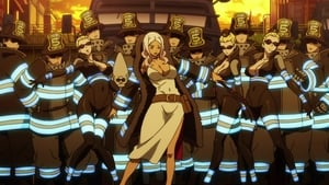 Fire Force Season 1 :Episode 4  The Hero and the Princess
