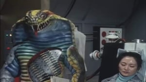 Kamen Rider Season 2 :Episode 5  Snake-Man with a Machine Gun!