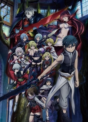 Trinity Seven: Heavens Library & Crimson Lord