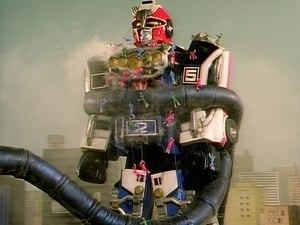 Super Sentai Season 20 : An Unforeseeable Monster Accident!!