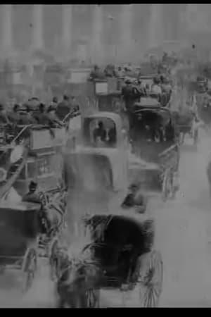 Old London Street Scenes