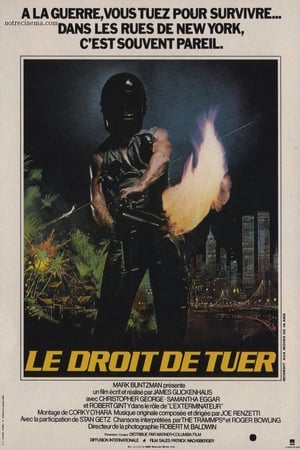 Télécharger The exterminator - Le droit de tuer ou regarder en streaming Torrent magnet