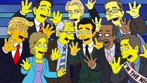 The Simpsons Season 0 : The Debateful Eight