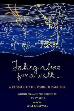 Taking a Line for a Walk: A Homage to the Work of Paul Klee