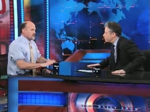 The Daily Show with Trevor Noah Season 0 : Unedited Jim Cramer Interview