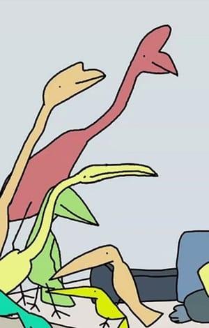 L' Homme aux oiseaux