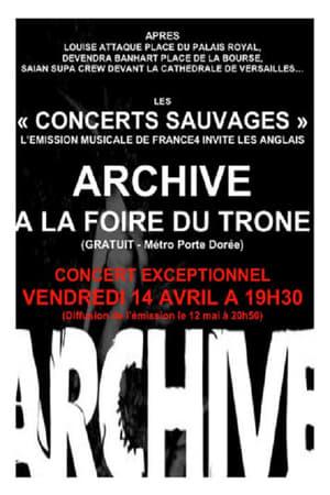 Archive - Live 2006 - Foire Du Trone Paris