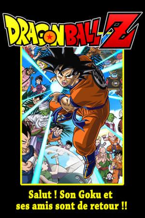 Affiche Dragon Ball Z - Salut ! Son Gokû et ses amis sont de retour !!