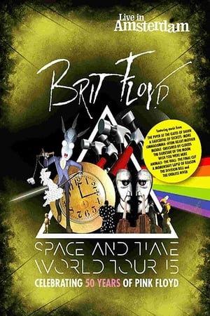 Brit Floyd - Space and Time World Tour '15