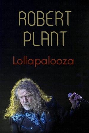 Robert Plant: [2015] Lollapalooza Festival