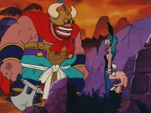 Dragon Ball Season 1 :Episode 7  The Ox-King on Fire Mountain