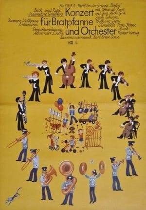Konzert für Bratpfanne und Orchester