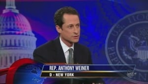 The Daily Show with Trevor Noah Season 15 : Rep. Anthony Weiner