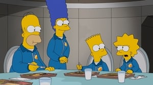 The Simpsons Season 27 :Episode 16  The Marge-ian Chronicles