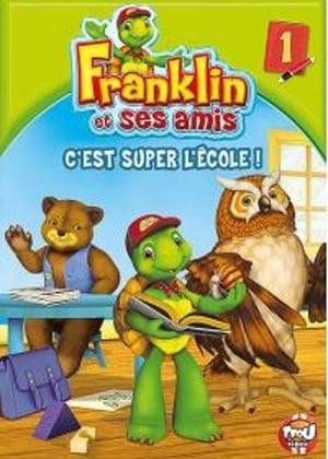 Franklin et ses amis - c'est super l'école