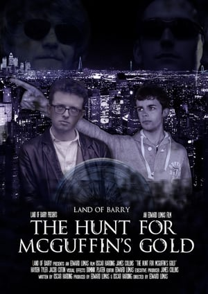 Land of Barry: The Hunt for McGuffin's Gold