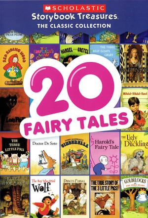 Scholastic Story Treasure: 20 Fairy Tales (2015)