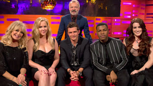 The Graham Norton Show Season 21 :Episode 4  Goldie Hawn, Amy Schumer, Orlando Bloom, John Boyega, Lucie Jones