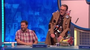 8 Out of 10 Cats Does Countdown Season 8 :Episode 1  Episode 1