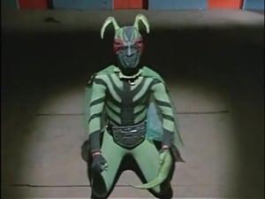 Kamen Rider Season 1 :Episode 5  Monster, Mantis Man