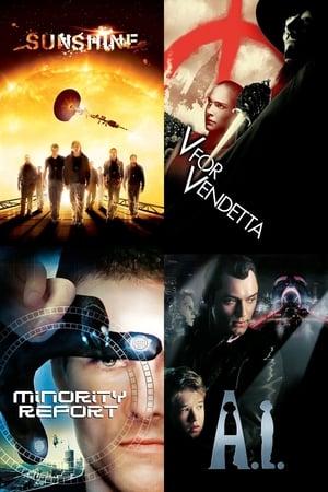 sci-fi-cinema-in-the-2000s poster