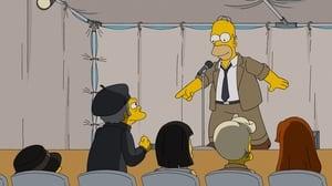 The Simpsons Season 27 : Simprovised