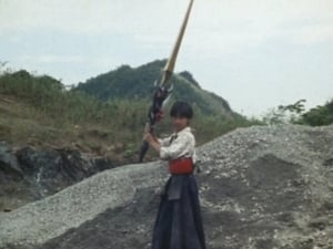 Super Sentai Season 14 :Episode 40  A Boy's Demonic Sword