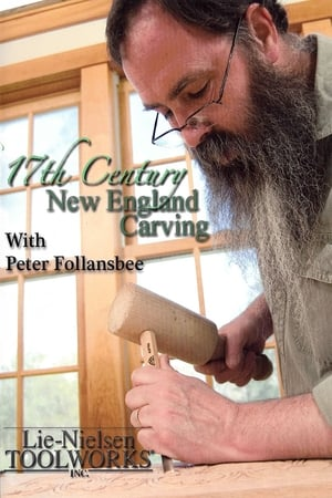 17th Century New England Carving