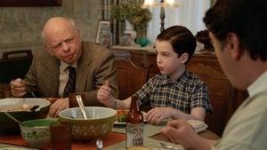 Young Sheldon Season 1 : Summer Sausage, a Pocket Poncho, and Tony Danza