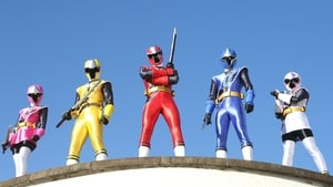 Super Sentai Season 39 : We are Ninja!