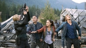 The 100 Season 2 :Episode 4  Verso la città di Luce
