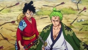 One Piece Season 21 :Episode 900  The Greatest Day of My Life! Otama and Her Sweet Red-bean Soup!