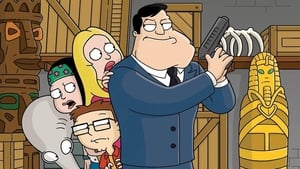 American Dad! Season 1 :Episode 5  Roger Codger