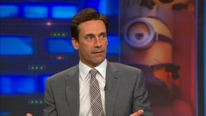 The Daily Show with Trevor Noah Season 20 : Jon Hamm