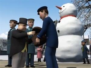 Thomas & Friends Season 14 :Episode 13  Thomas & The Snowman Party