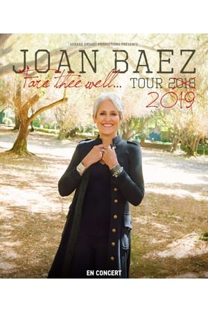 Joan Baez - The Fare Thee Well Tour 2018/2019