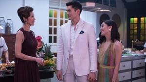 Captura de Crazy Rich Asians(2018) HD 1080P Dual Latino-Ingles