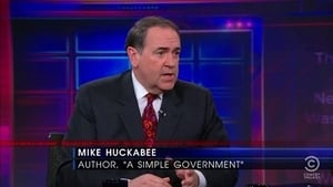 The Daily Show with Trevor Noah Season 16 : Mike Huckabee