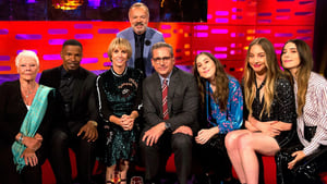 The Graham Norton Show Season 21 :Episode 12  Judi Dench, Steve Carell, Kristen Wiig, Jamie Foxx