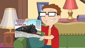 American Dad! Season 17 : The Last Ride of the Dodge City Rambler