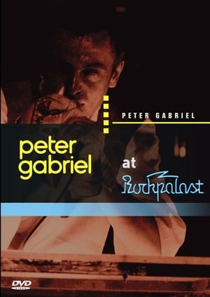 Peter Gabriel: Live at Rockpalast