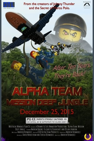 Alpha Team: Mission Deep Jungle