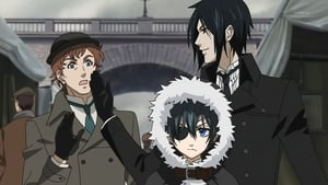 His Butler, on Ice