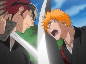 Renji's Confrontation