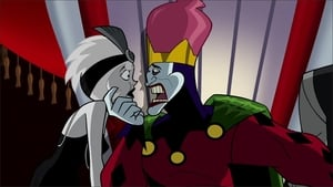 Batman: The Brave and the Bold Season 2 :Episode 19  The Criss Cross Conspiracy!