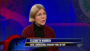 The Daily Show with Trevor Noah Season 15 : Elizabeth Warren