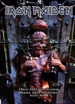 Iron Maiden: [1996] Obras Sanitarias Stadium