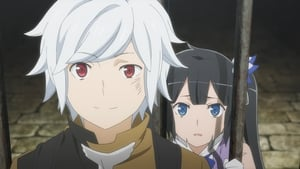 Is It Wrong to Try to Pick Up Girls in a Dungeon? Season 1 :Episode 3  Hestia Knife: The Blade of a God